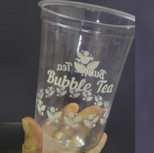Стакан Bubble Tea 500 мл 40 шт.